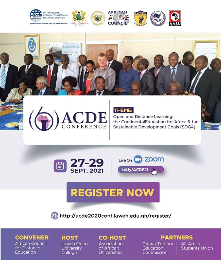 6TH ACDE CONFERENCE image