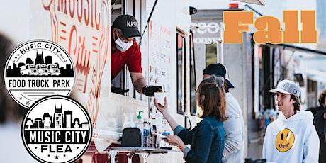 Fall Music City Food Truck Park + Flea Market tickets