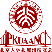Peking University Alumni Association of Northern California (PKUAANC) logo