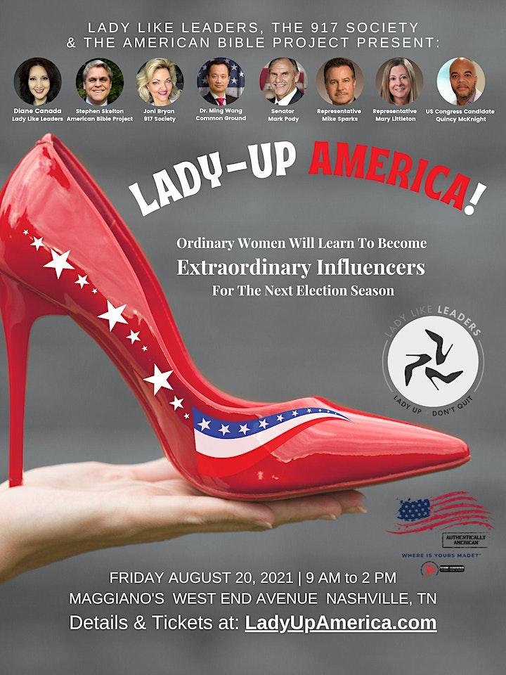 Lady-Up America! image