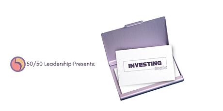 Investing Demystified: September 25 tickets