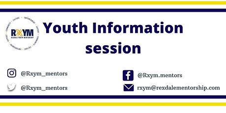 RXYM X Rising Youth Information Session tickets