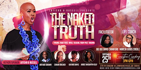 THE NAKED TRUTH - Empowerment Conversation tickets