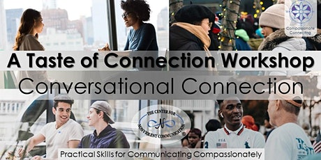 A Taste of Connection through Nonviolent Communication tickets