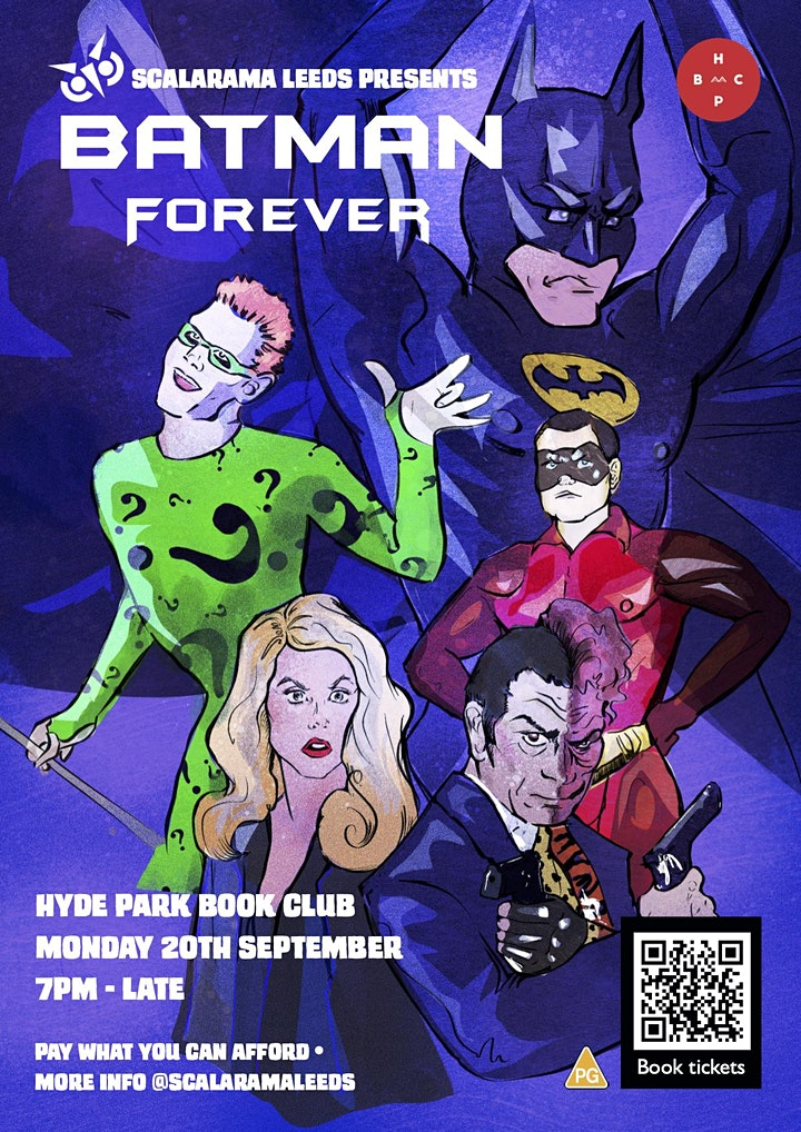 Batman Forever  (1995) Film Screening image