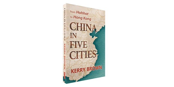 Book Launch: China in Five Cities by Kerry Brown image