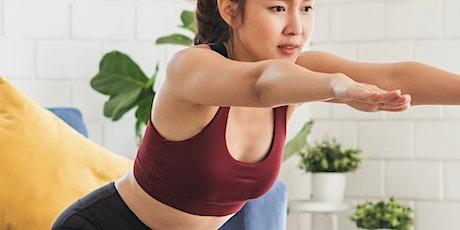 Momentous Mindful Movement: Pilates, Yoga & Strength Training (Wednesdays) tickets