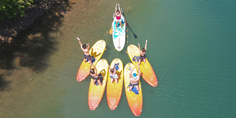SUP Yoga | Natura Experience with Thruyoga tickets