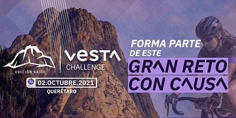 VESTA CHALLENGE. 2 octubre 2021 - 3a Edición boletos