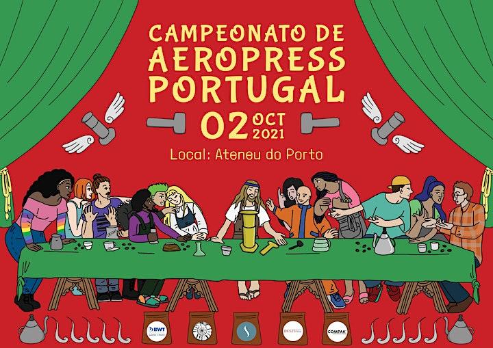 Portugal AeroPress Championship 2021 image
