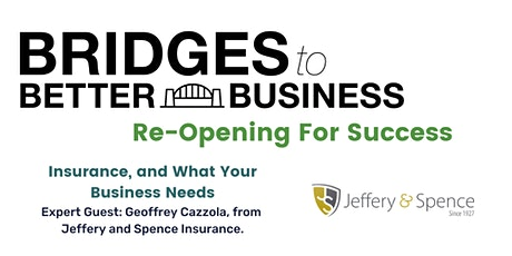 Insurance, and What Your Business Needs tickets
