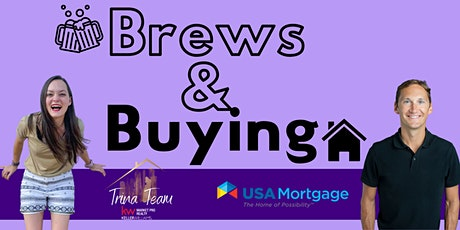 Brews & Buying, a Modern Homebuying Seminar feat. Beer! tickets