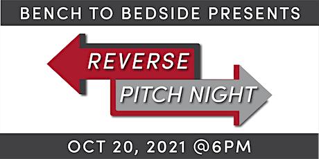 B2B Reverse Pitch tickets
