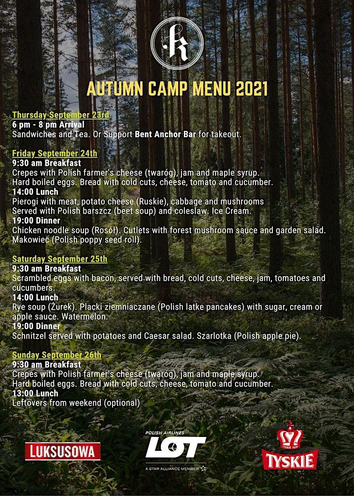 Konekt Autumn Camp 2021: The Foraging Edition image