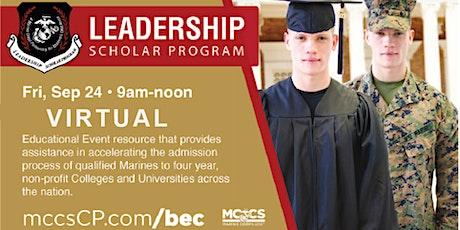 Leadership Scholar Forum tickets