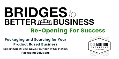 Packaging and Sourcing for Your Product Based Business Tickets