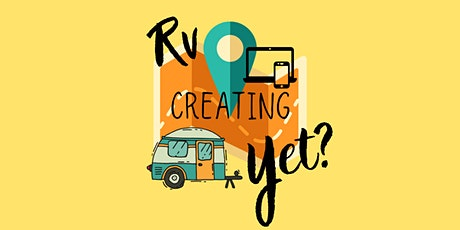 RV Creating Yet? Content Creator Conference tickets