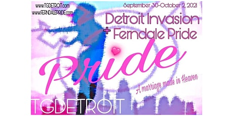 Detroit Invasion XXII - Let Us Show You OUR PRIDE~! tickets