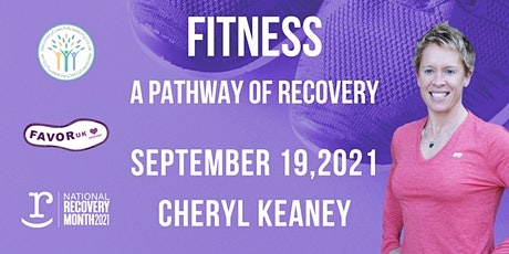 Fitness as a Pathway of Recovery tickets