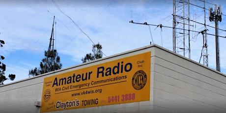 SUNFEST  VEA Amateur Radio Exams October 2021 tickets