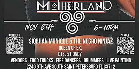Motherland Festival tickets