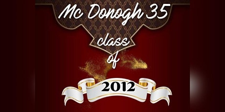 McDonogh 35 c/o 2021 Homecoming Game tickets