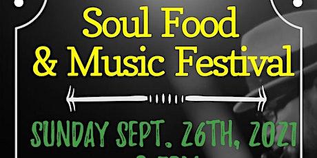 Soul Food & Music Festival tickets