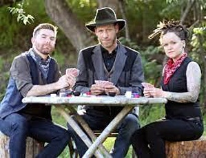 Scott Cook and the Second Chances with opening act Maddie Storvold tickets