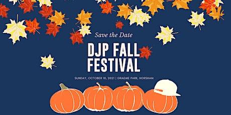 DJP Fund Fall Festival tickets