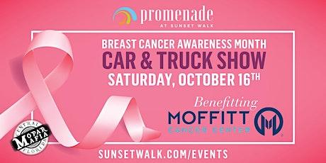 """Promenade  & Mopar Mafia Car Show"" Benefiting the Moffit Cancer Center tickets"