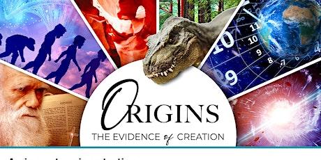 Origins tickets