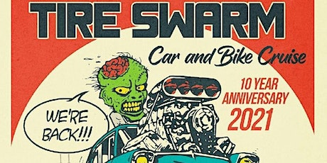 Tire Swarm with Rick Lindy and the Wild Ones tickets