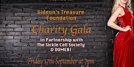 Gideon's Treasure London Fashion Week Charity Gala tickets