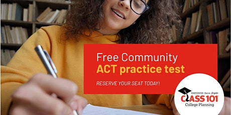 ACT Practice Test with Class 101 Douglas County, CO tickets