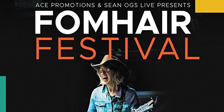 The Waterboys, Live at the Big Top, Fomhair Festival 2021 Donegal tickets