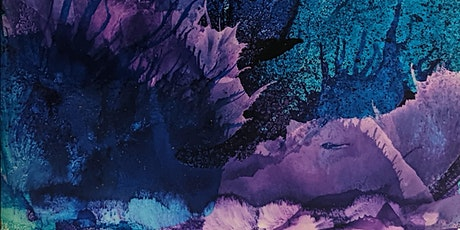 Alcohol Inks Workshops in October tickets