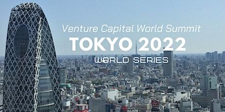 Tokyo (New Date) 2022 Q1 Venture Capital World Summit tickets