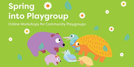 Connecting to your Local Community - Online Playgroup Workshops tickets