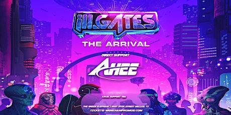ill.GATES & AHEE 11/6 - Dallas, TX tickets