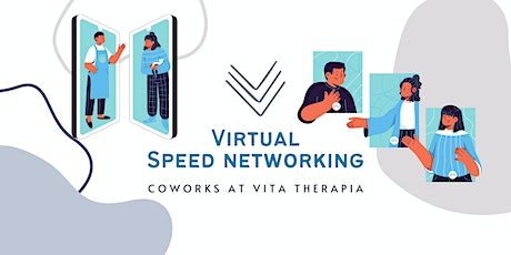 Interactive Virtual Speed Networking tickets