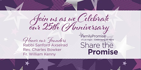 Family Promise of Las Vegas 25th Anniversary Gala tickets