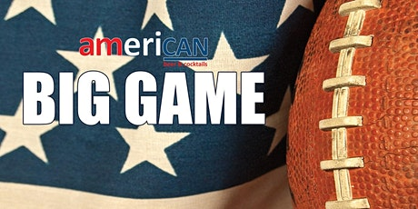 ameriCAN Big Game Party 2022 tickets