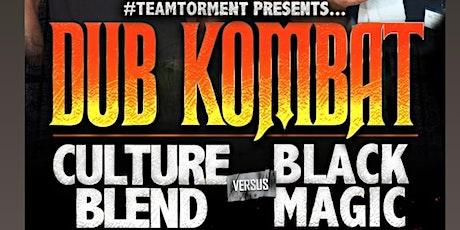 Team Torment Presents Black Magic VS Culture Blend tickets