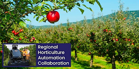 Regional Horticulture Automation Collaboration in action tickets