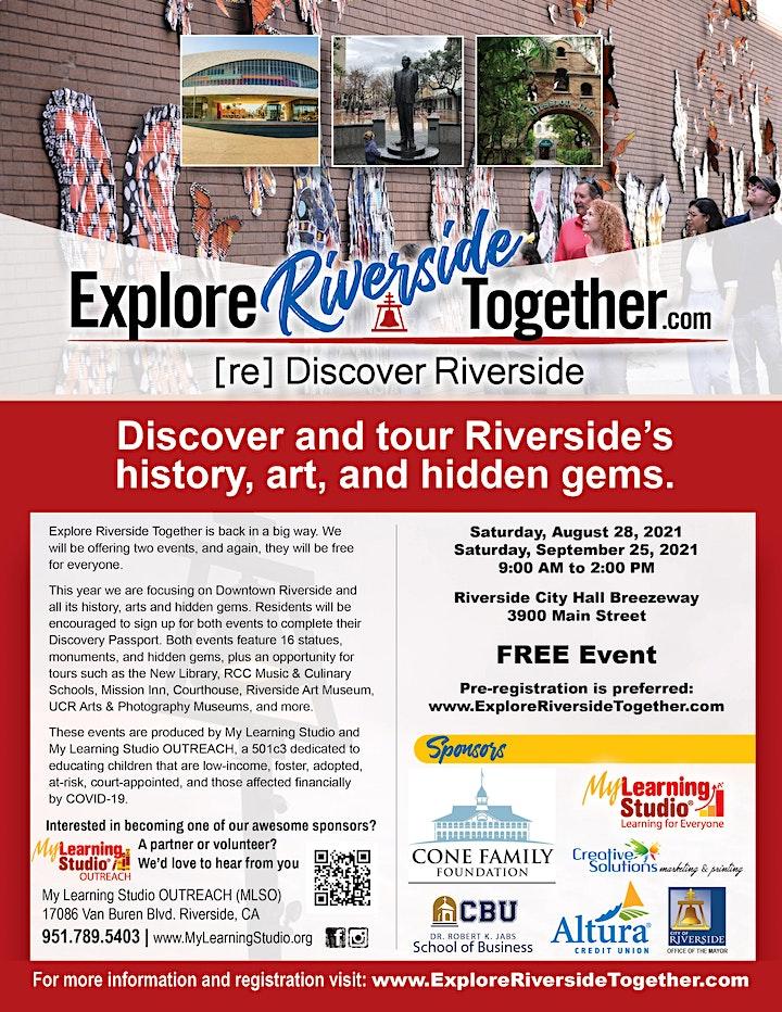 Explore Riverside Together image