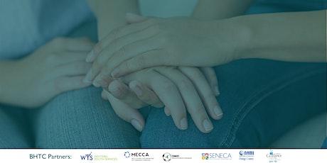 Prevención del Suicidio Para Padres y Cuidadores entradas