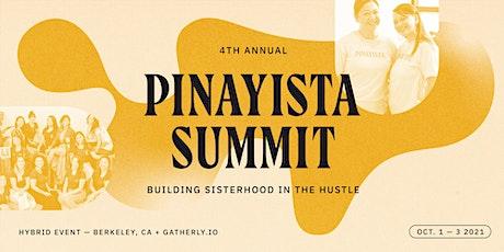 4th Annual Pinayista Summit 2021 tickets