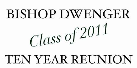 BDHS Class of 2011 - 10 Year Reunion tickets