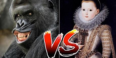 Homicidal Gorilla vs. Mademoiselle Eliza tickets