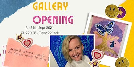 Nicolette Jane's Gallery Opening tickets